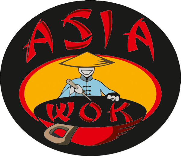 ASIA WOK Logo groß